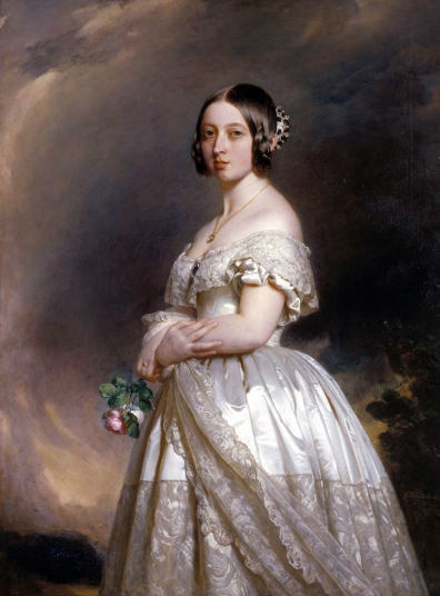 Franz Xaver Winterhalter [Public domain], via Wikimedia Commons