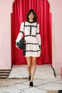 Kate Spade New York SS17 via Vogue