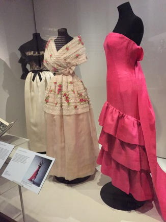 Early Balenciaga designs inspired by traditional Spanish dress